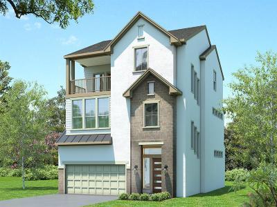 Houston Condo/Townhouse For Sale: 2616 Fountain Key Boulevard