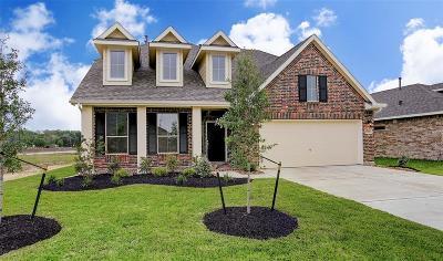Crosby Single Family Home For Sale: 13822 Kodiak Brown Bear Street