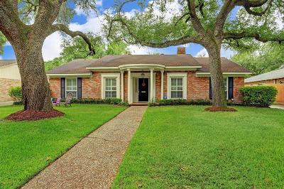 Houston Single Family Home For Sale: 10043 Wickersham Lane