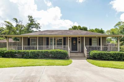 Navasota Single Family Home Pending: 1512 E Washington Avenue