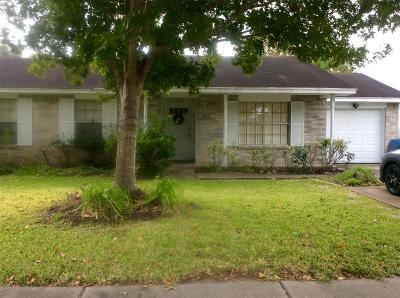 League City Single Family Home For Sale: 2509 Drummer Drive Drive