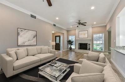 Houston Single Family Home For Sale: 16419 Brambling Drive
