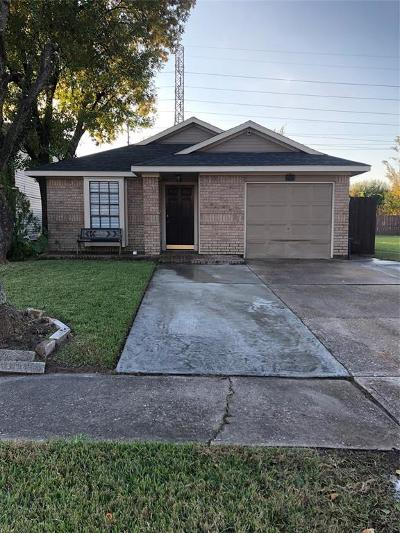 Channelview Single Family Home For Sale: 907 Pennygent Lane