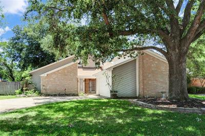 Katy TX Single Family Home For Sale: $159,900