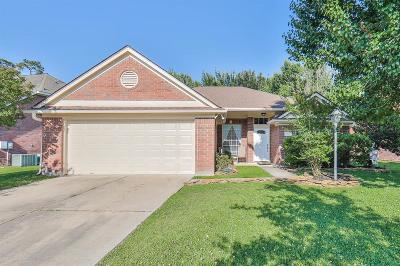 Humble Single Family Home For Sale: 5806 Kelly Mill Lane