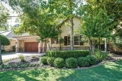 The Woodlands Single Family Home For Sale: 10 Frontenac Way