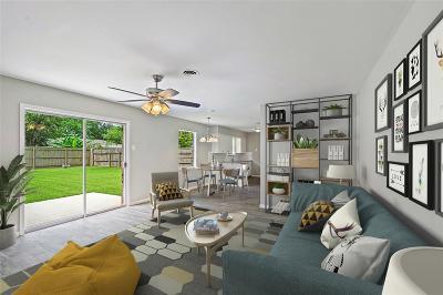 Houston Single Family Home For Sale: 5815 Effingham Drive