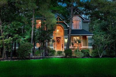 The Woodlands Single Family Home For Sale: 66 Mystic Lake Circle