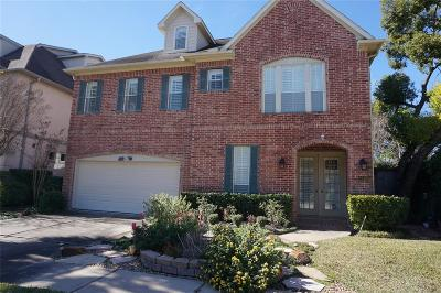Bellaire Single Family Home For Sale: 6318 Elm Court