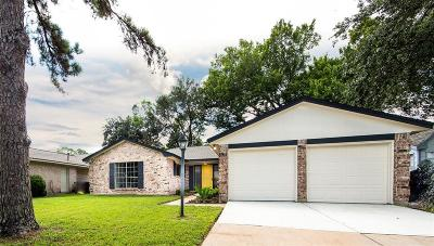 Houston Single Family Home For Sale: 8911 Troulon Drive