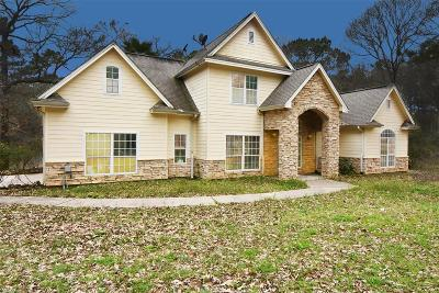 Montgomery Single Family Home For Sale: 12313 Tower Lane