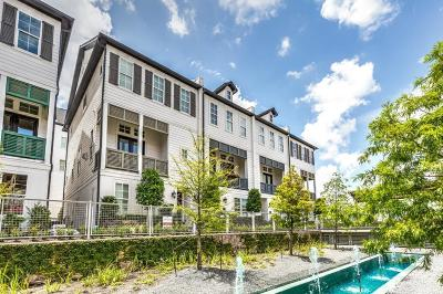 Harris County Condo/Townhouse For Sale: 831 Paige Street