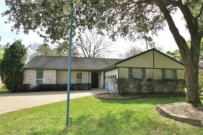 Humble Single Family Home For Sale: 20418 Landshire Drive