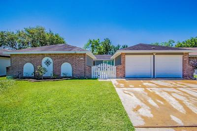Friendswood Single Family Home For Sale: 16218 Forest Bend Avenue