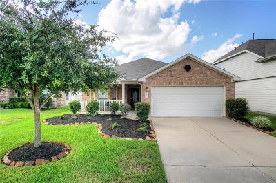 Katy Single Family Home For Sale: 3522 Katy Creek Ranch Drive