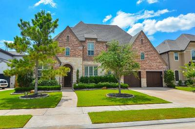 Katy Single Family Home For Sale: 3322 Mystic Shadow Lane