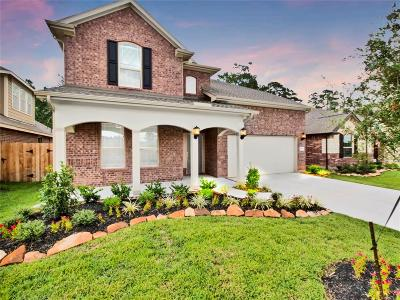 New Caney Single Family Home For Sale: 23745 Juniper Valley Lane