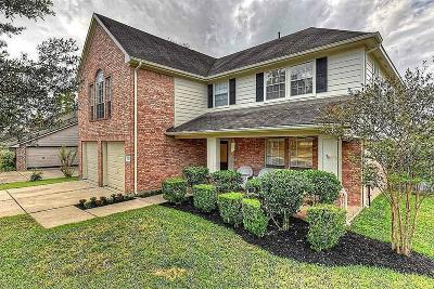 Spring Single Family Home For Sale: 25207 Collingtree Drive