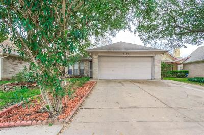 Houston Single Family Home For Sale: 9107 Kalewood Drive