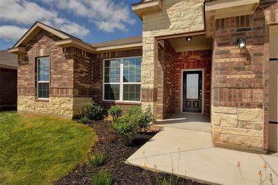 Hockley Single Family Home For Sale: 21218 Indigo Robin Drive