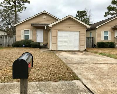Houston Single Family Home For Sale: 11727 Greensbrook Forest Drive
