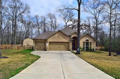 Conroe TX Single Family Home For Sale: $262,500