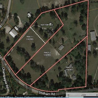 Conroe Residential Lots & Land For Sale: 00 Stidham Road