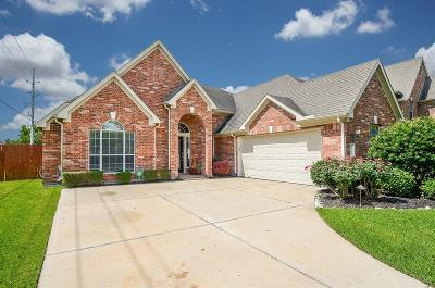 Cinco Ranch Single Family Home For Sale: 4614 Huntwood Hills Lane