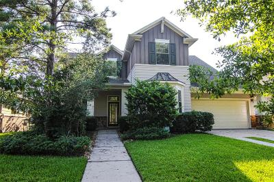 The Woodlands Single Family Home For Sale: 70 W Tapestry Park Circle W