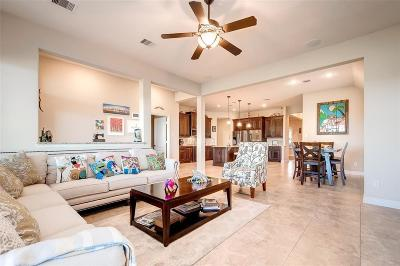 Katy Single Family Home For Sale: 10410 Mossback Pine Road