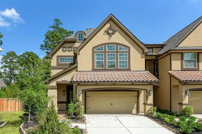 Conroe Condo/Townhouse For Sale: 106 Silver Sky Court