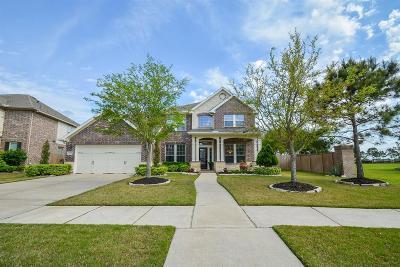 Katy Single Family Home For Sale: 9614 Lavender Mist Lane