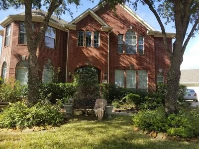 Houston Single Family Home For Sale: 16514 Provence Lane