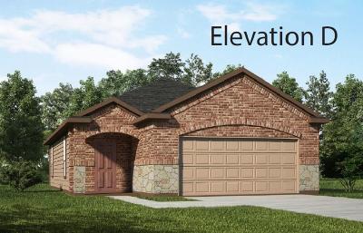 Missouri City Single Family Home For Sale: 2422 Concord Terrace