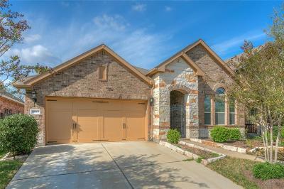 Cypress Single Family Home For Sale: 18310 N Elizabeth Shore Loop