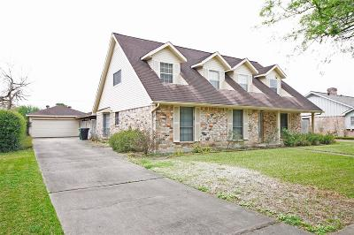 Houston Single Family Home For Sale: 7611 Lacy Hill Drive