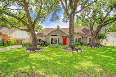 Houston Single Family Home For Sale: 2615 Southwick Street