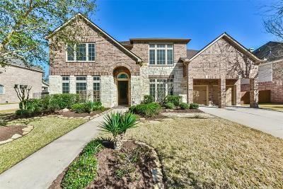 Missouri City Single Family Home For Sale: 8715 Stowe Creek Ln