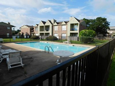 Houston TX Condo/Townhouse For Sale: $99,000