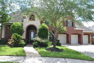 Cypress Single Family Home For Sale: 11818 Oakshield Lane