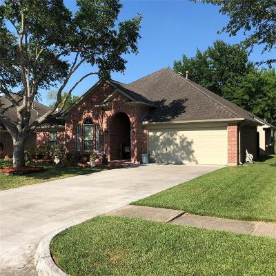 League City TX Single Family Home For Sale: $274,900