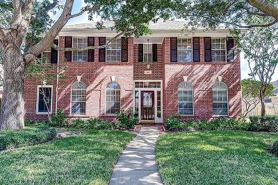 Cinco Ranch Single Family Home For Sale: 1811 Greenway Village Drive