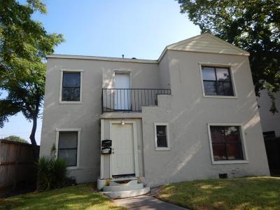 Houston Single Family Home For Sale: 2038 Norfolk Street