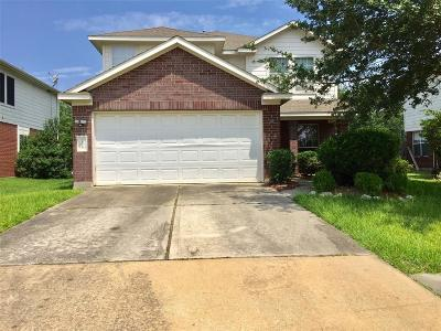 Single Family Home For Sale: 16019 Makayla Drive Drive