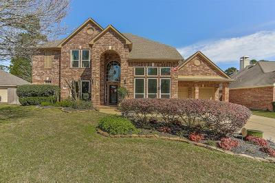 Single Family Home For Sale: 13931 Cypresswood Crossing Boulevard