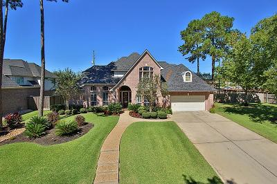 Spring Single Family Home For Sale: 9606 Champions Cove Drive