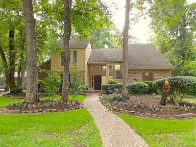Houston Single Family Home For Sale: 3414 Maple Park Drive