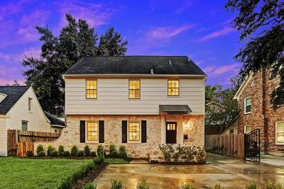 Single Family Home For Sale: 2315 Watts Street