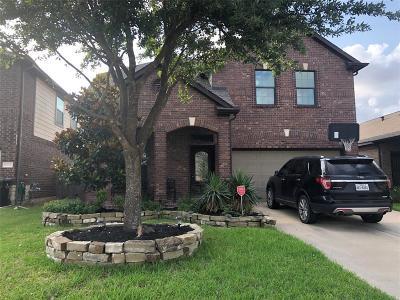 Katy Single Family Home For Sale: 4022 Calaway Oaks Lane