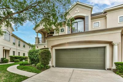 Sugar Land Single Family Home For Sale: 24 Sweetwater Court